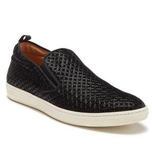 Mezlan 14 Moneo II Leather Slip On Sneakers